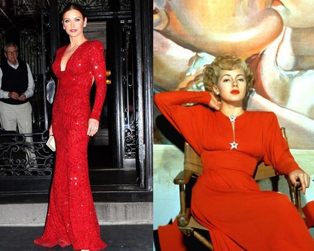 длинные платья 40 годов фото